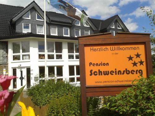 Pension und Ferienwohnungen Schweinsberg