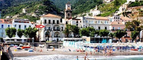 La Loggia Ravello Accommodation
