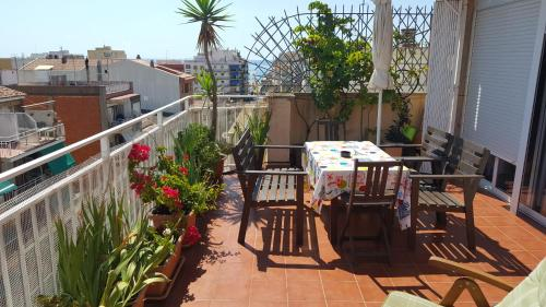 Description for a11y. Apartamento Mediterraneo. Pineda de Mar ...
