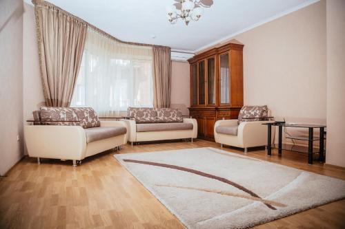 Apartment on Pushkinskaya