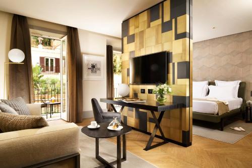 Die 10 Besten 5 Sterne Hotels In Rom Italien Bookingcom