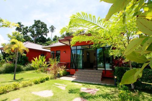 Saree Lagoon Villa Koh Samui