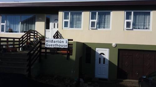 Guesthouse Hlídartún 1