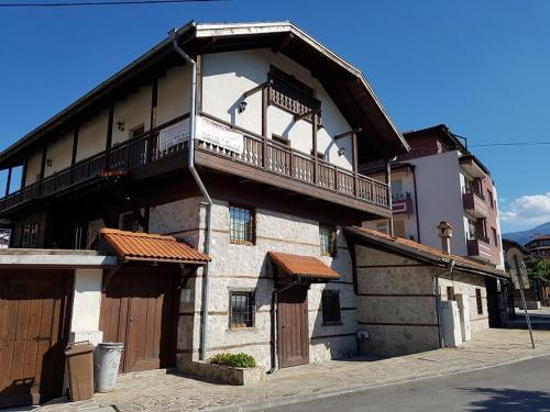 Traditional Guest House in the Center of Bansko