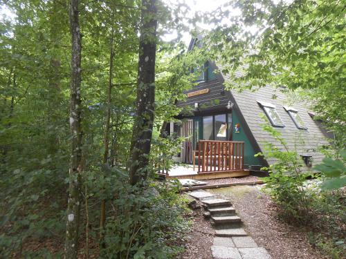 Woodpecker - bungalow 29