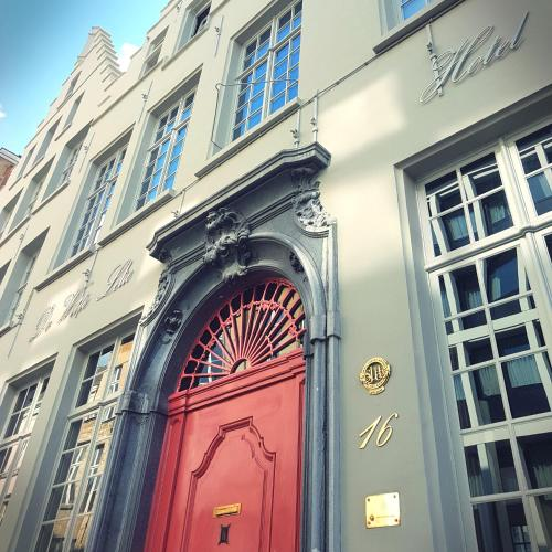Small Luxury Hotel De Witte Lelie