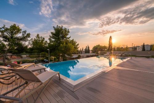 Luxury Apartment Bel Etage with Swimming Pool