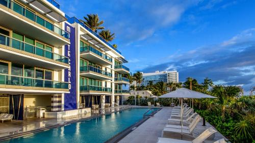 Cote D Azur Ocean Apartments Miami Beach