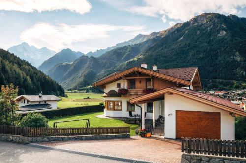 Haus Waldblick Pfunds