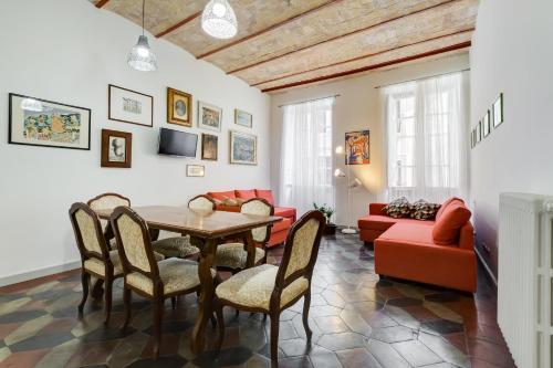 Monti Colosseum apartment