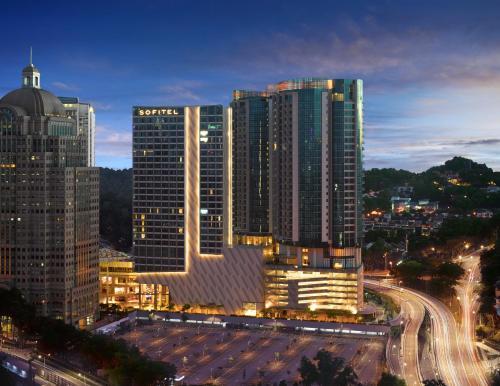 Sofitel Kuala Lumpur Damansara Ini Adalah Akomodasi Preferred Mereka Menyediakan Layanan Istimewa Harga Kompetitif Dan Ulasan Cemerlang Dari Tamu