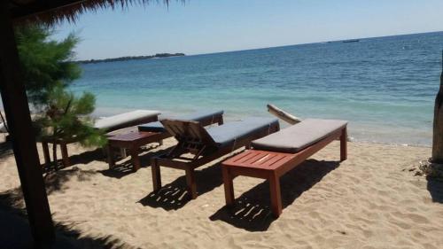 Bintang Beach 2 by Anis