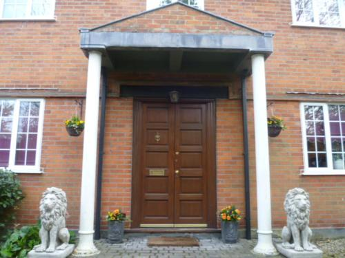 Aldermaston House