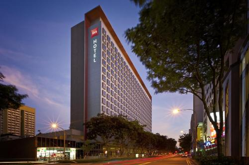 Ibis Singapore On Bencoolen This Is A Preferred Property They Provide Excellent Service Great Value And Have Awesome Reviews From Booking Guests