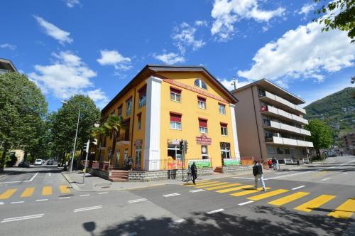 Level Seven Apartments Lugano