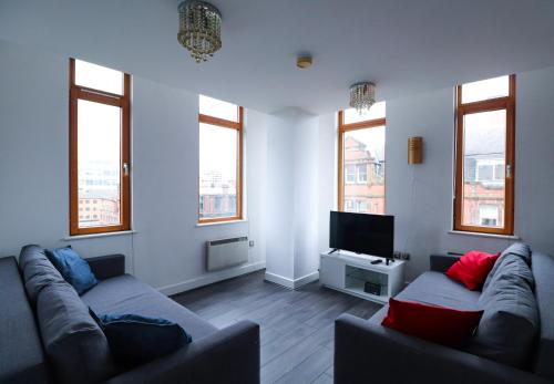 Piccadilly Luxury Pad
