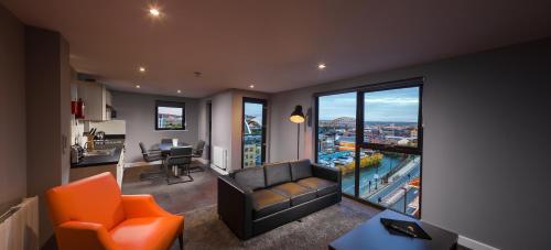 Dream Apartments Aerial House