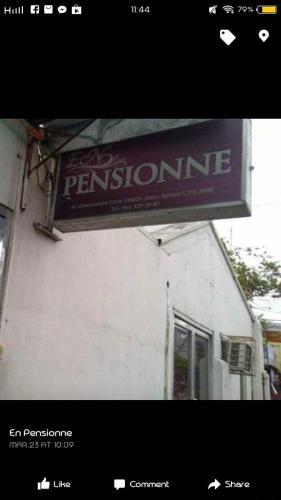 En Pensionne