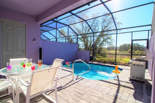 ACO Family – 4 Bd with Pool and Grill (1745)