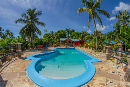 Description For A11y Rollanda Hotel Jacmel Haiti