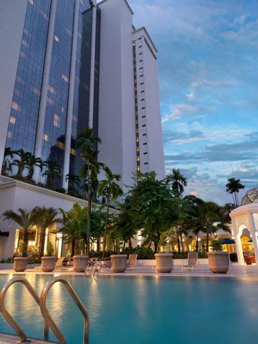 Hotel Istana Kuala Lumpur City Centre Ini Adalah Akomodasi Preferred Mereka Menyediakan Layanan Istimewa Harga Kompetitif Dan Ulasan Cemerlang Dari Tamu