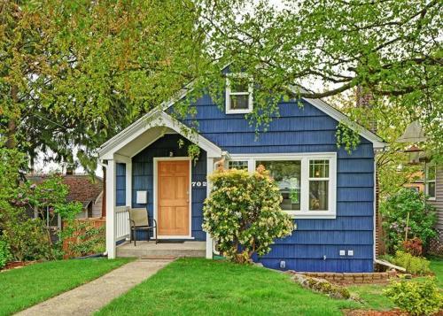 Birch Tree Cottage Home