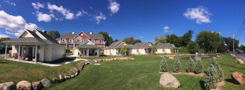 L'Auberge du Lac Champlain, Chalet et Spa