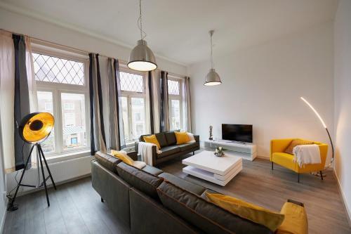Harlingen oldtown apartment