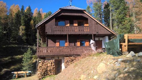 Gutzelnig - Hütte/Grünsee