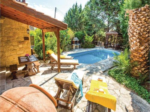 Three-Bedroom Holiday Home in Miliou Paphos