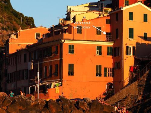 Ventegà Sea View Apartment