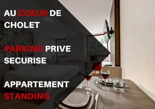 Appartement Centre Cholet