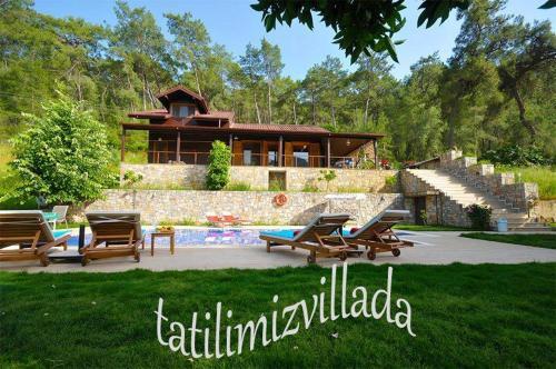 Villa Gizli Cennet Göcek