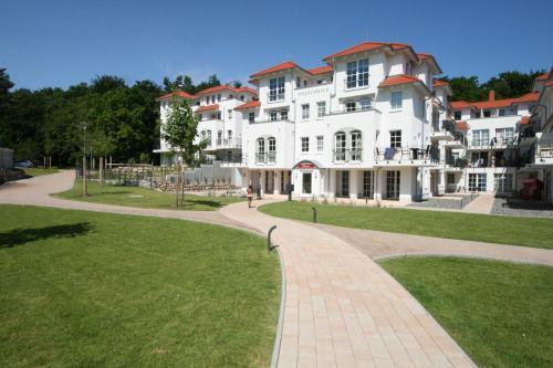 Haus Meeresblick - Ferienwohnung A 2_23 Silberdistel mit Balkon