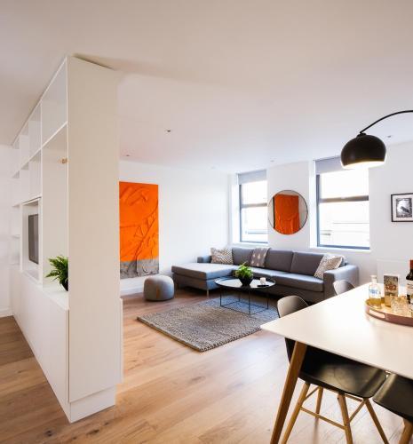 韋斯特蓋特隱秘空間公寓