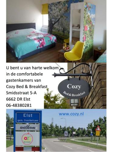 Cozy Bed and Breakfast