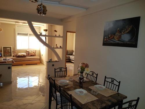 Appartement de lux 4 chambres
