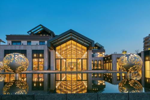 Hangzhou Tao Hotel Blossom Water Museum