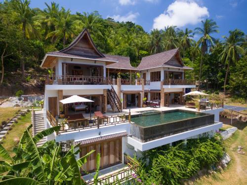 Perfect View Pool Villa