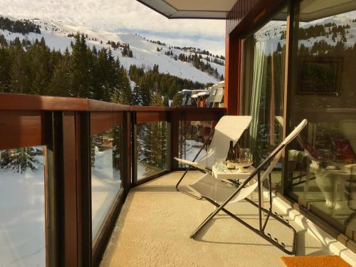Luxe, romance et le meilleur ski !