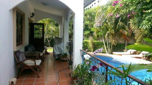 Huahin Cozy villa 2 bedroom - 4 persons