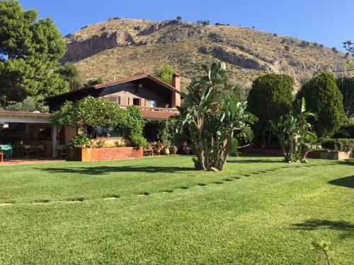 Villa Rosemada, Mondello