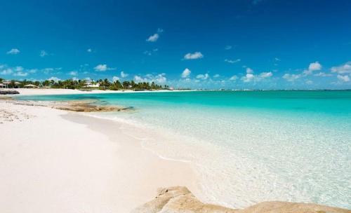 Turks and Caicos Grace Bay Beach Walk Villas
