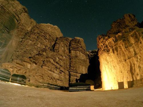 Wadi Rum Nature Tours And Camp