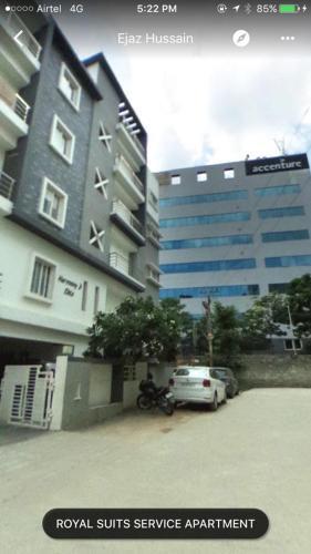 Royal Suites Serviced Apartments
