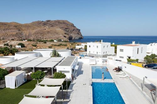 Description for a11y. Hotel Spa Calagrande Cabo de Gata