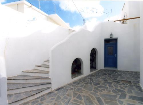 Rena's Home In Naxos