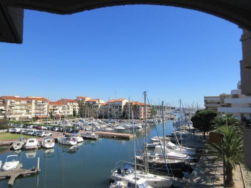 MSOL31 - Studio vue Marina
