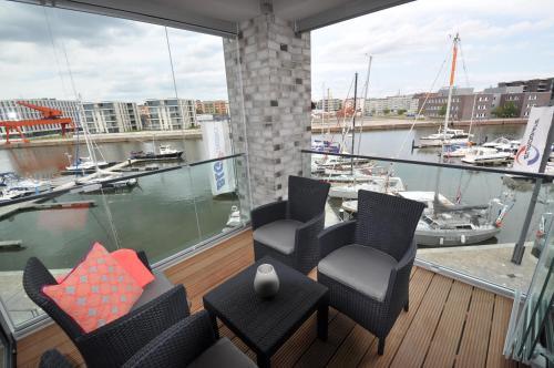 Apartment NewPort Bremerhaven