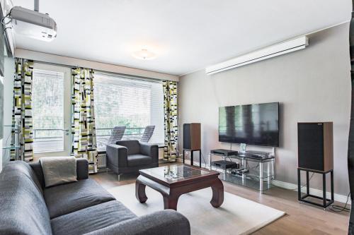 2 room apartment in Tapiola